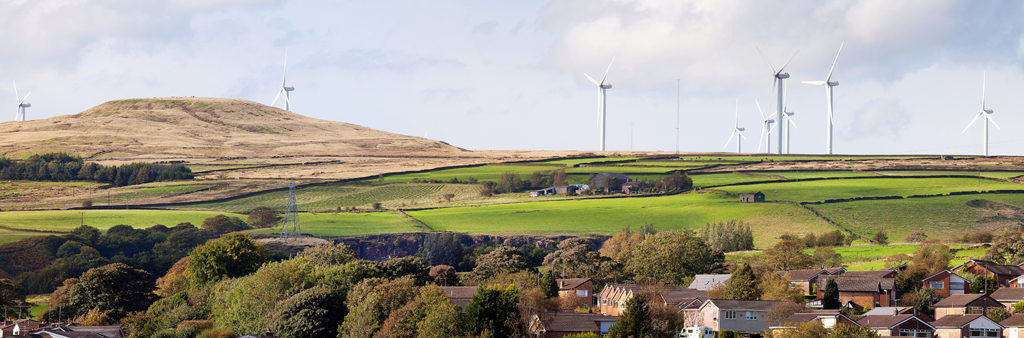 Knowl Hill & Scout Moor Wind Farm
