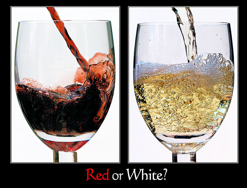Red or White?