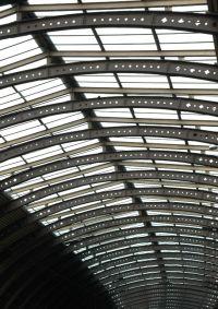 Roof, York railway station