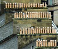 Edinburgh roofscape