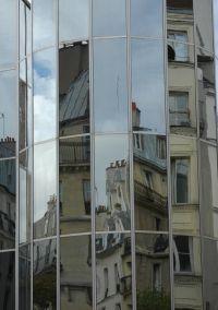 Paris reflection 1