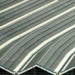 Waterloo Station roof