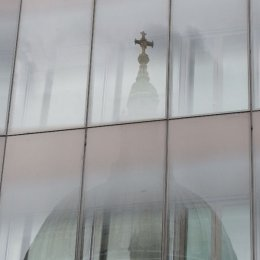St. Paul's reflection 3