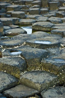 GIANTS CAUSEWAY ANTRIM IRELAND
