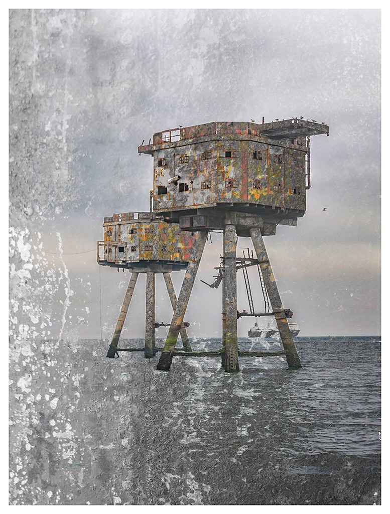 Steel Towers, Maunsell Forts