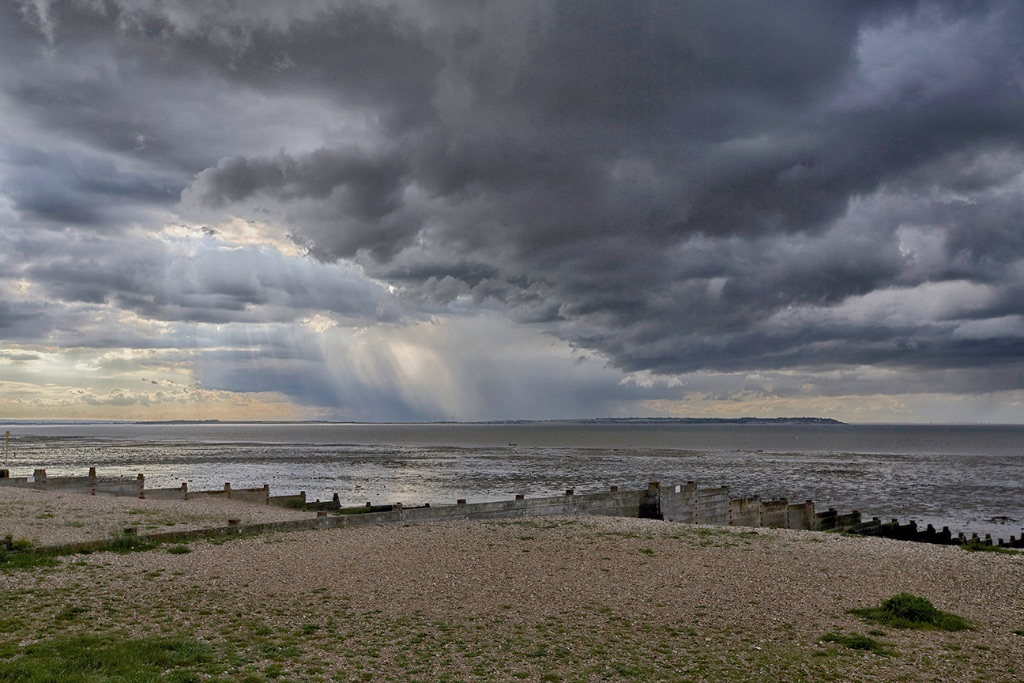 The sea and the Sky, Whitstable
