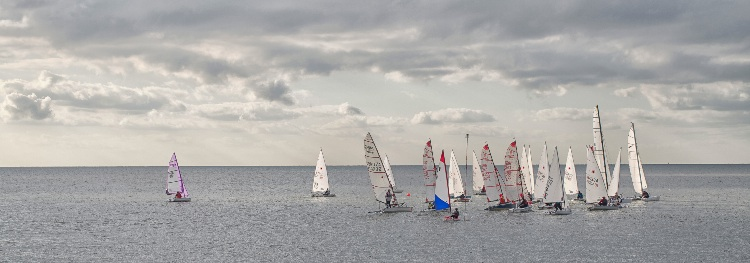 Whitstable Yacht Club - Dinghy race