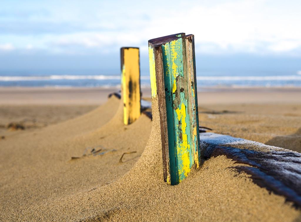 Beach Posts II
