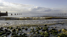 Incoming tide, Whitstable
