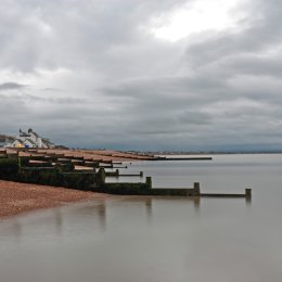 Gentle Seafront Whitstable