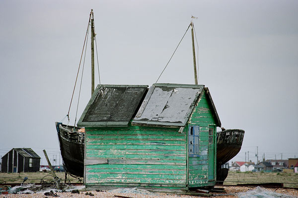 The Ark, Dungeness