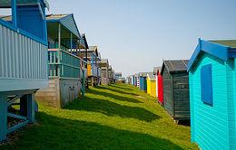 Tankerton huts