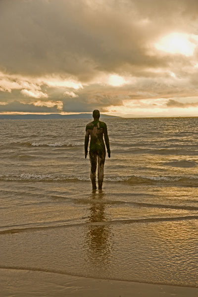 Another place II, Crosby Beach