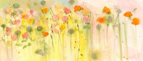 Lolliepop flowers