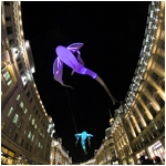 Les Lumineoles, Regent Street