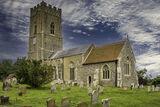 Kersey Church Suffolk