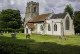 St Mary's Church Nedging Suffolk