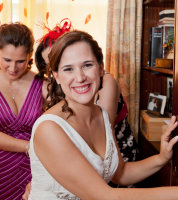 Getting The Bride Ready