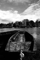 A Boat on the Vienne