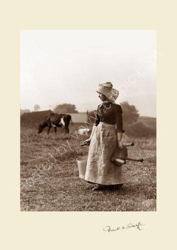 'Milk Maid'