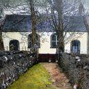 Path to Croick church