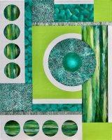 Textural Elements Composition No.11