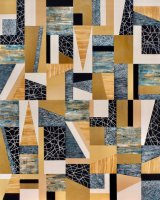 Textural Elements Composition No. 5