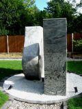 Garden sculpture (side)