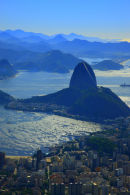 Sugar Loaf Mountain, Rio De Janeiro