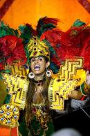 Samba Parade, Rio De Janeiro