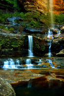 Wentworth Falls, Australia
