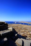 Delos Island, Greece