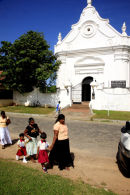 Dutch Church, Galle, Sri Lanka