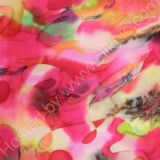 Silk Abstract for Interior Design Commission II