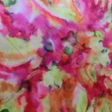Silk Abstract for Interior Design Commission I