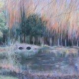 Wroxton Abbey Pond