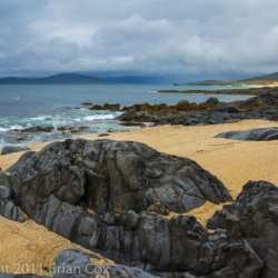 20110715-IMG 2560-Tràigh Niosaboist, Eilean Na Hearadh