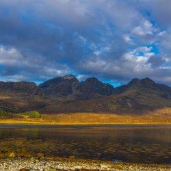 20120419-IMG 4688-Bla Bheinn, across Loch Slapin, An t-Eilean Sgitheanach