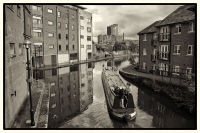 Piccadilly Village, Ashton canal.