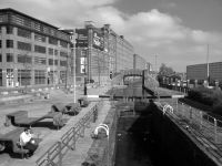 Rochdale Canal, Ancoats mills.