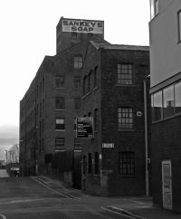 Sankey's Soap and the lost canal.