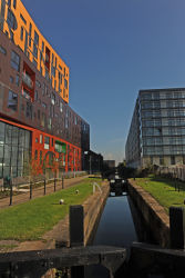New Islington, Ashton Canal