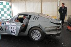 Armco vs Ferrari