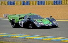 Event sponsor Richard Mille 1969 Lola T70 Mk3b