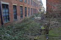 Lost canal, Ancoats.