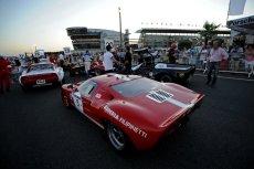 GT40 evening practice
