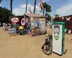 Gas shack