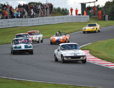 At Oulton Gold cup 2011
