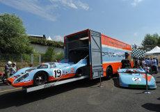 Gulf Porsches