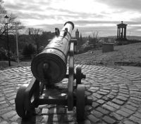 View from Carelton Hill, Edinburgh